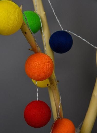 Funny Lights Dekoratif Aydınlatma Renkli